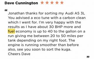 Dave Cunnington Review